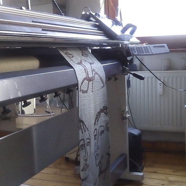 Schal entsteht©nittinx
